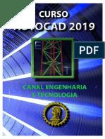 Apostila AutoCAD 2019 - Engenharia e Tecnologia