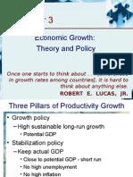3.Economic Growth