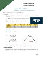 Actividad Virtual 04 estadistica inferencial
