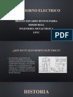 ALTO HORNO ELECTRICO