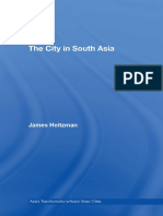 Jame Heitzmann - City in South Asia (Asia's Transformations) (2008)