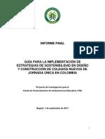 Guía para la implementación de estrategias de sostenibilidad en diseño y construcción de colegios nuevos de jornada única en Colombia.pdf