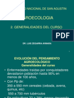2. GENERALIDADES DE AGROECOLOGIA