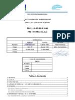 EECL-10-SS-PRW-040 MONTAJE Y NIVELACIÓN DE STUBS