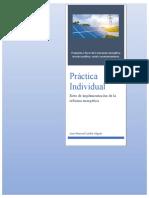 Práctica Individual Reforma Energética