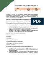 ANALISIS DE LA CUENTA  18