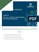 PPT Unidad 06 Tema 13 2019 06 Plan de Negocios (2227)