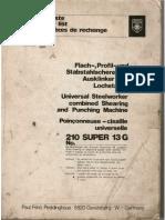 Peddinghaus 210 Super 13g