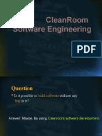 Clean Room SE