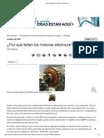 ¿Por qué fallan los motores eléctricos_.pdf