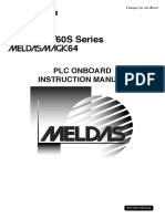 PLC Onboard Instruction Manual