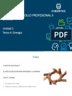 PPT Unidad 02 Tema 04 2020 06 Desarrollo Profesional II (2253)(1).pdf
