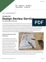 Boiler Design Review