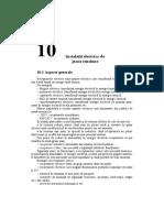 11.Cap.10 Instalatii electrice de JT
