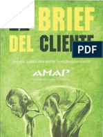 El brief del clilenteAMAP