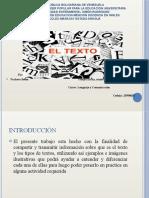trabajo #3 lenguaje y comunicacion