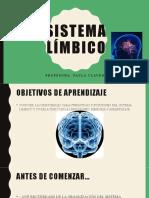 Sistema límbico ppt