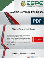 Sistema Common Rail Denso