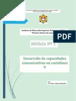 MÓDULO DE DCC V-primaria
