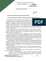 MINISTERUL AGRICULTURII ŞI DEZVOLTĂRII RURALE.doc