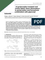Pesticide Science Volume 55 issue 4 1999 [doi 10.1002_(sici)1096-9063(199904)55_4_405__aid-ps923_3.0.co;2-m] Devine, Gregor J; Ishaaya, Isaac; Horowitz, A Rami; Denholm, Ian -- T