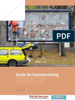 Livre Blanc Auto Marketing