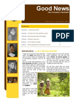 Newsletter New Humanity, N°6, Decembre 2010  - Eng