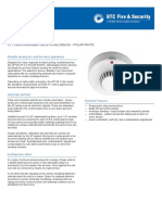 Ziton ZP730-2P Optical Smoke Detector