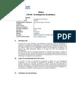 B-D Investigación Académica 2020-I VF