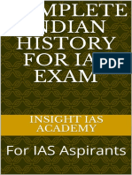 Complete Indian History For IAS Exam_ For IAS Aspirants