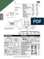 RR-18M,Flange Output Series