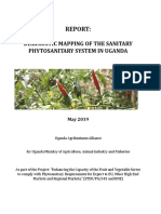 SPS Diagnostic Mapping Report Uganda UAA Final