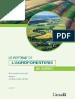 LE PORTRAIT DE L'AGROFORESTERIE
