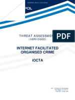 Internet Facilitated Organised Crime iOCTA - Thread Assessment