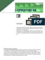 PANNELLO OPERATORE NB (GR_0008)