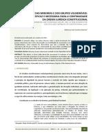 RBDC-18-039-Artigo_Marcelo_dos_Santos_Bastos_(Da_Inclusao_das_Minorias_e_dos_Grupos_Vulneraveis)