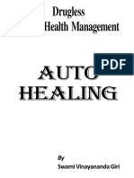 A4 Size Drugless Sound Health Mgt II Edition June 2012.Pmd