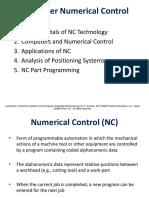 9. Computer Numerical Control