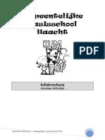 Infobrochure Klimop 2019-2020