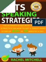 IELTS Speaking Strategies - Rachel Mitchell