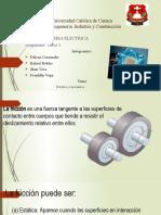 UNVIVERSIDAD CATOLICA DE CUENCA PRESENTACION FISICA 2019