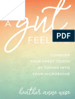 A Gut Feeling Conquer Your Sweet Tooth by Tuning Into Your Microbiome ( PDFDrive.com )
