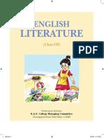 english literature 7.