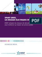 smart grids, ERDF prépare les réseaux de demain pour renforcer sa mission de service public