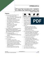 microcontrolador especifico bajo consumo stm32l431cb-956249.pdf