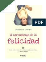 El aprendizaje de la felicidad - Christine Carter.pdf