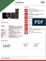 msi-b450-a-pro-max-datasheet