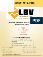 Catalogue LBV 2019_2020