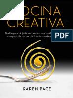 Cocina Creativa - Desbloquea tu Genio Culinario, Sabiduría, Ideas e Ispiración - Karen Page_p.pdf