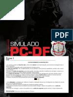 SIMULADO CARREIRAS POLICIAIS